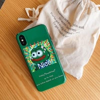 Funny frog iPhone case Winnipeg, R3C 1J8