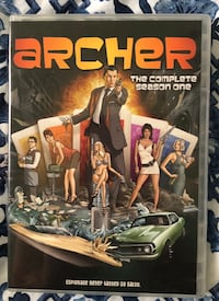 Archer - the complete season 1