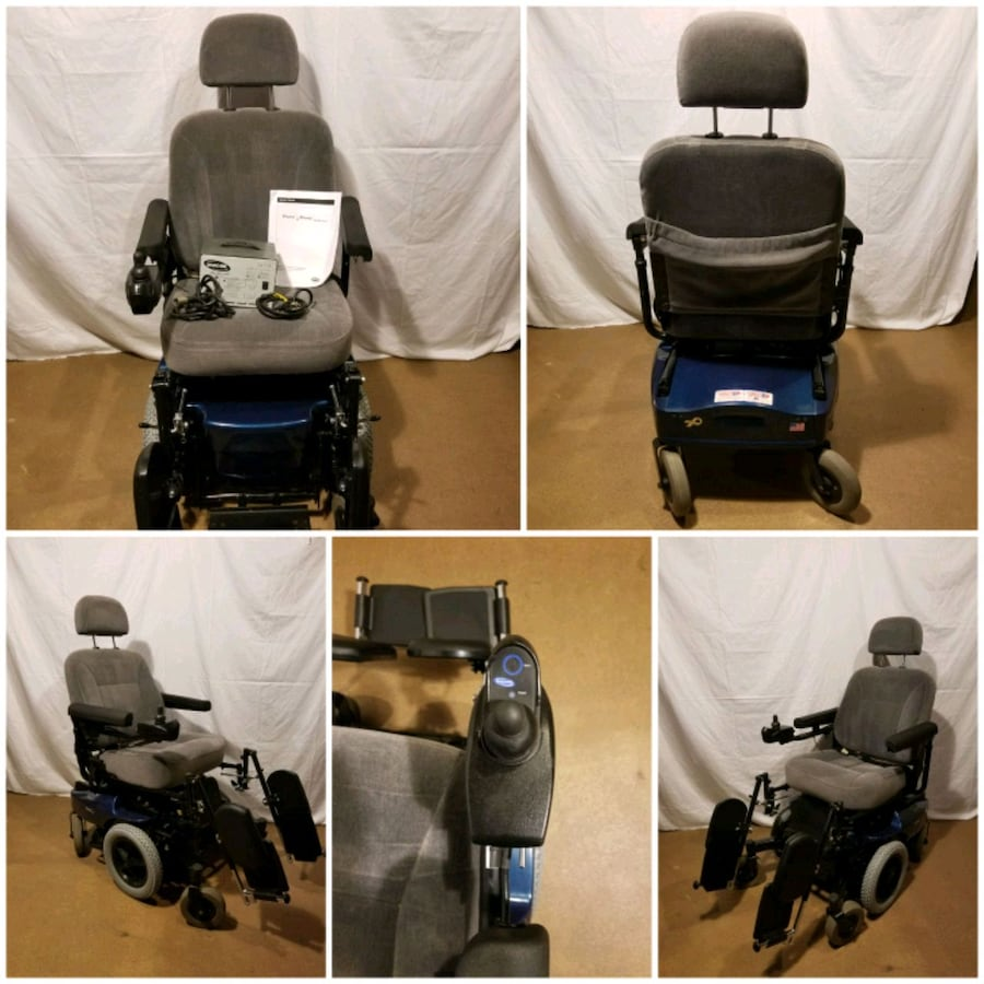 Invacare Pronto R2 Power Chair