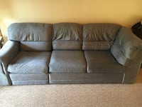 Sectional sofa with hide a bed Antioch, 60002