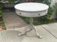 Modern Grey with Classic Lines - Wood Table Martinez, 94553