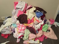 Baby girl clothes size 6-9/6-12