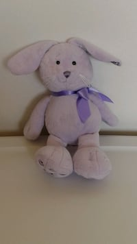 Soft and cuddly Purple Bunny in Excellent Condition  Barrie, L4N 7T7