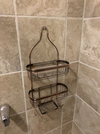 Brass shower caddy Prince Edward, K0K