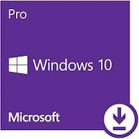 Windows 10 Pro 32/64 Bit Single Use Lifetime License Keys