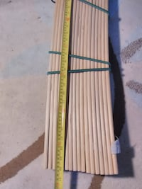 Reduced - New never used bed slats for twin beds Toronto, M6K 1Y8