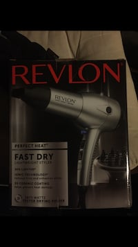 Revoln hair dryer Fairfax, 22033