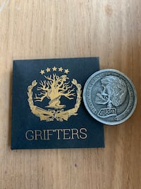 Grifters - Coin Magic