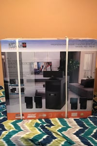 HD Home Theater System BRAND NEW UNOPENED Valued at $1500 Woodbridge, 22193