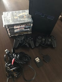 PlayStation 2 (PS2) with Rare Games!