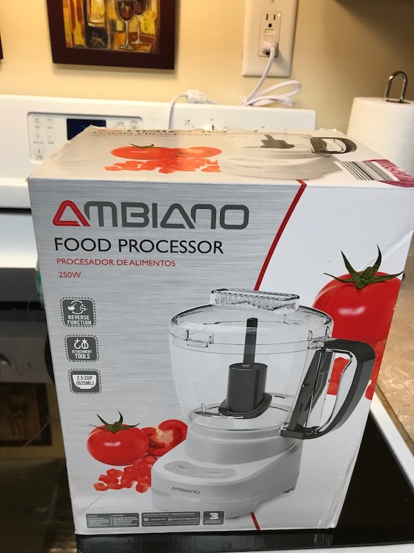 Used and new food processor in Yonkers - letgo