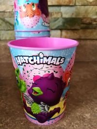 12 Hatchimals 16oz. Plastic Keepsake Cups Brampton, L7A 0J8
