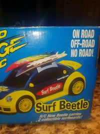 SURF BEETLE COLLECTORS TOY Columbia, 21044