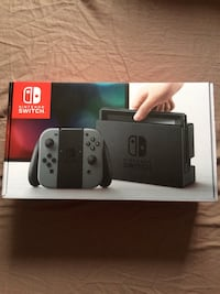 Brand new in box sealed nintendo switch Montréal, H3H