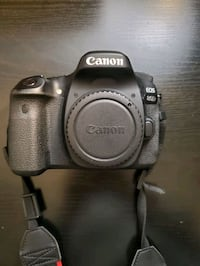 Canon 80D + Body and Lens Cleaning