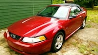 Ford - Mustang - 2003 Vancouver, 98662