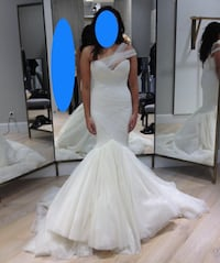 Mark Zunino wedding dress. BRAND NEW Toronto, M8Z 5B1