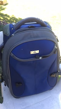 High Sierra perfect condition bag 18 almost brand new good materials  Chilliwack, V2P 6Z4