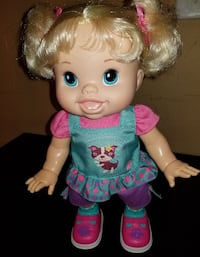 BABY ALIVE WANNA WALK DOLL WITH FUN PHRASES/WALKS Orlando, 32812