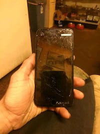 Black iphone 7s for parts Holly Hill