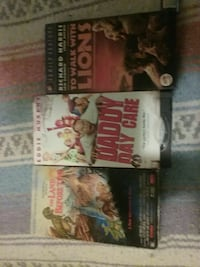 three assorted movie cases Shippensburg, 17257