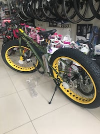 Fat bike carraro Maltepe, 34844