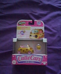 Shopkins cookie car (not opened) Anne Arundel County, 21225