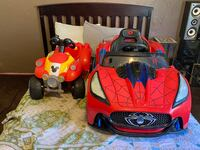 Power wheels (need gone today)! Conroe, 77302