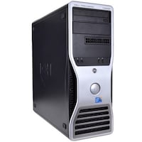 Dell Precision T3500 Desktop Workstation 3.46Ghz Quad Xeon, 12GB DDR3, 500GB HD windows 10Pro 64 New York, 10026