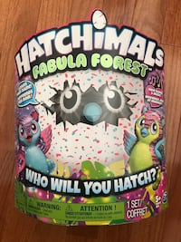 Hatchimals - Fabula Forest Kensington, 20895