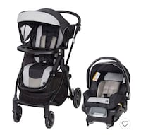 Baby Trend City Clicker Pro Travel System