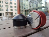 Coffee tamper and distributior