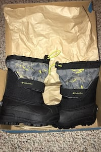 Columbia toddler snow boots Haverhill, 01835
