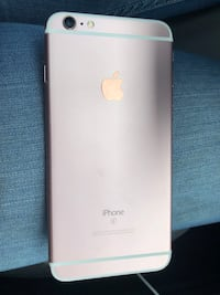 Rose gold iPhone 6s Kyle, 78640
