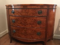 Vintage 3 drawer dresser Arlington, 22205