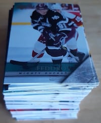 2005/06 Upperdeck Hockey Cards... $8 Firm For All Calgary, T2V