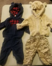 6 to 9 Month Old Outfits/Clothes Louisville
