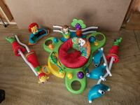 baby's green, red, and blue jumperoo Tallmadge, 44278