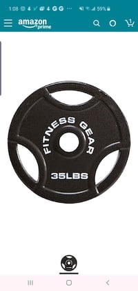 Fitness gear weights Herndon, 20170