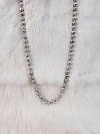 Sterling Silver Bead Chain Burnaby