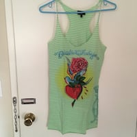 Women's Dress (Christian Audigier Mini Dress) 2240 mi