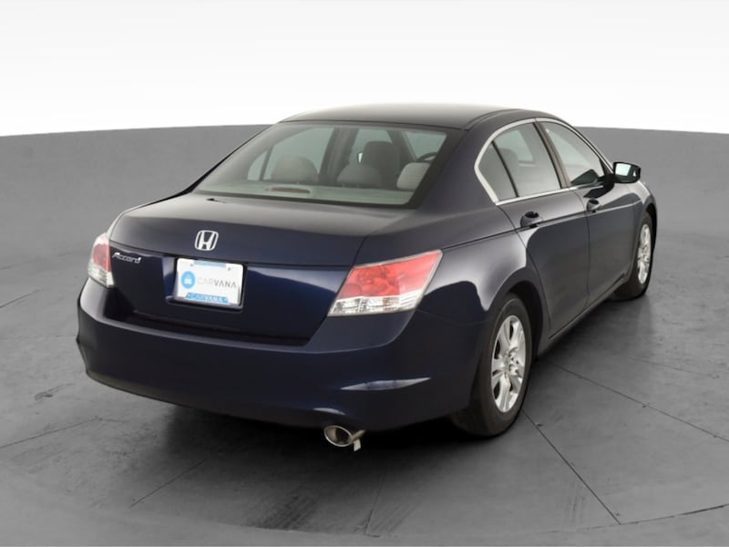 2009 Honda Accord sedan LX-P Sedan 4D Blue  638d4e8e-d2cd-4330-87f4-9f8c1b3d5047
