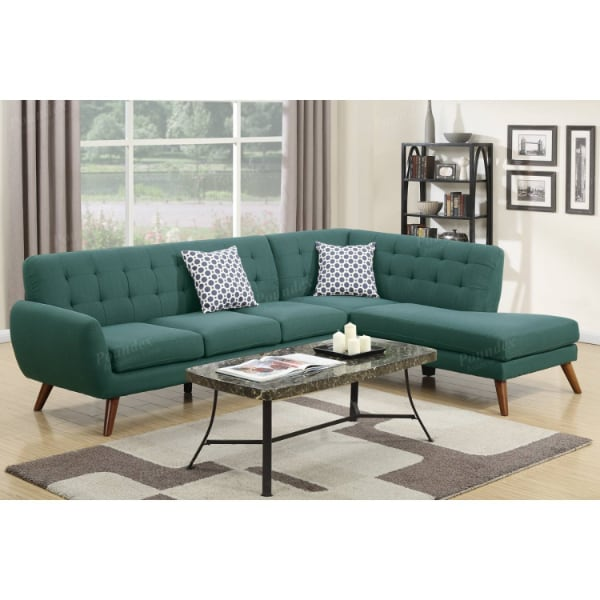 2-Pcs Sectional Sofa - Brand New - Free Home Delivery SF bay area