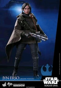 Hot toys jyn erso Istanbul