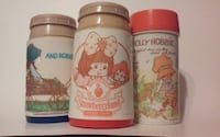 1 Strawberry Shortcake Thermos and 2 Holly Hobbie Lunchbox Thermos' Elizabethtown, 17022
