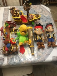 Jake and the neverland pirates toy