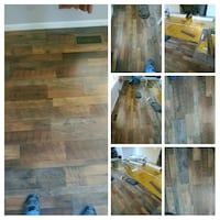 Flooring installation Monroe County, 48166