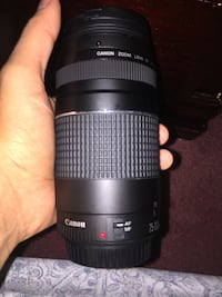 75-100mm canon lens with filter (perfect condition) 52 km