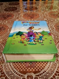 THE BEGINNER'S BIBLE FOR TODDLERS $2 Bakersfield, 93312