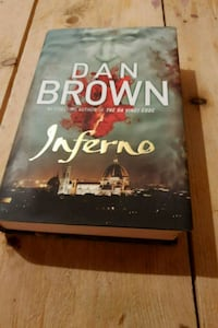 Dan Brown - Inferno (hardback)